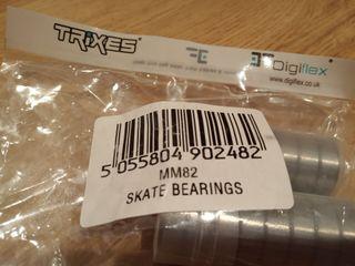 rodamientos para skate
