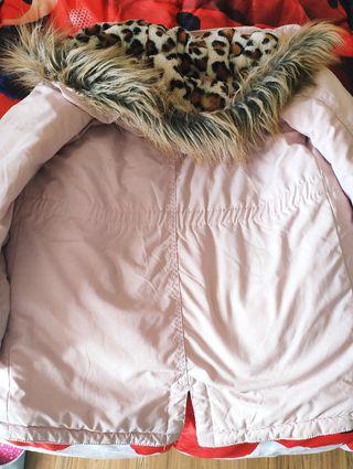 abrigo niña 7-8 años