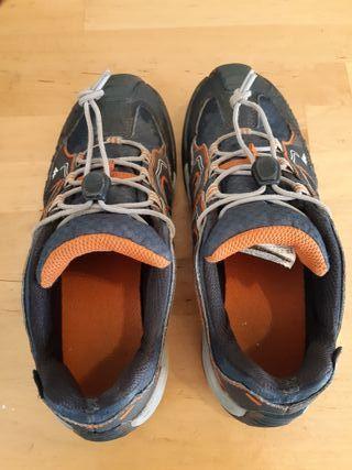 Zapatos montana chicos talla 33 Decathlon