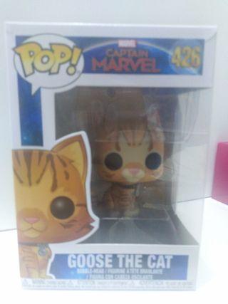 Funko Goose the Cat.