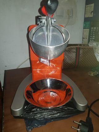Maquina de hacer granizadas