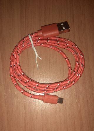 Cable Micro USB de 1 metro
