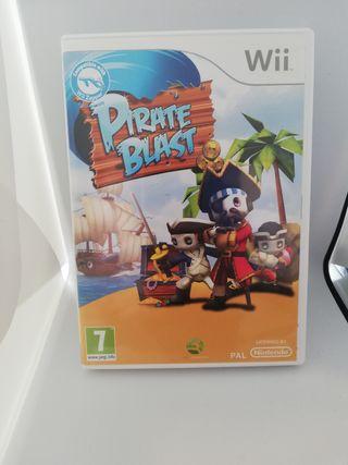 Pirate blast wii