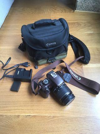 Cámara Canon EOS 1100D