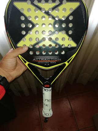 Pala de padel Nox Attraction A. 4