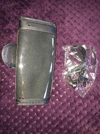 Brazalete para móvil y auriculares