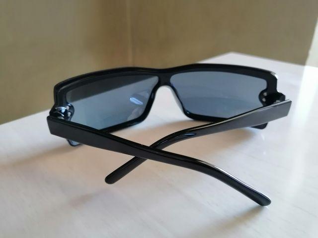 gafas de Chanel se señora