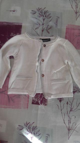 jersey bebé niña