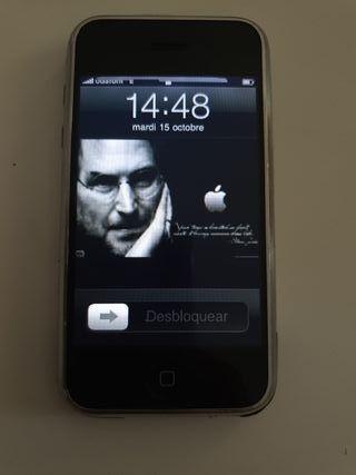 iphone 2g libre 8gb