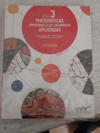 3 eso matematicas aplicadas isbn 978-84-678-5216-5