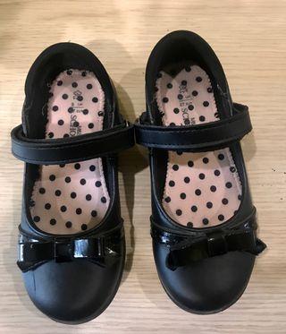 Chaussures en cuir fillettes