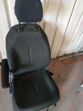 asiento conductor Citroen berlingo
