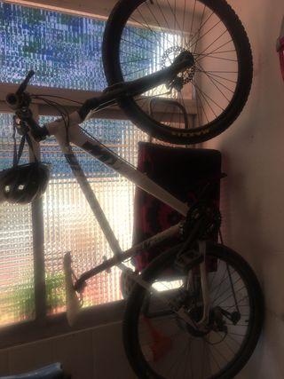 Bicicleta ktm ultra fire talla 26