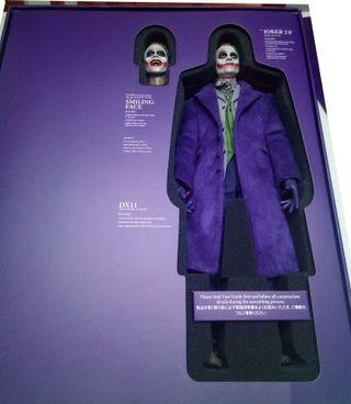 Hot Toys Joker DX11 + Cuerpo y accesorios extra
