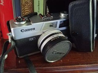 CANON CANONET QL 19 35mm telémetro MF 45mm f1.9