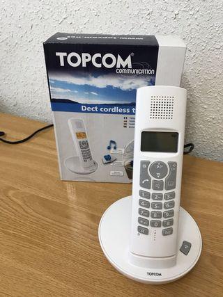 Teléfono Inalámbrico TOPCOM nuevo