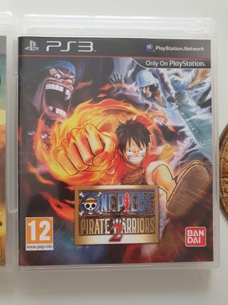 One piece pirate warriors 2 ps3
