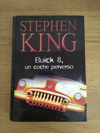 Buick 8, un coche perverso. Stephen King