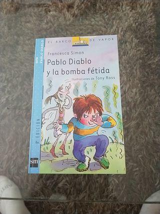 PABLO DIABLO Y LA BOMBA FÉTIDA