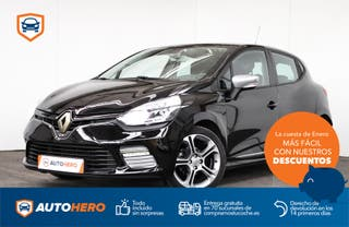 Renault Clio 1.2 TCe Energy GT (2016)