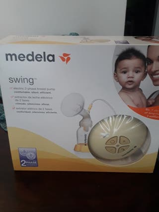 Sacaleches Medela swing NUEVO!