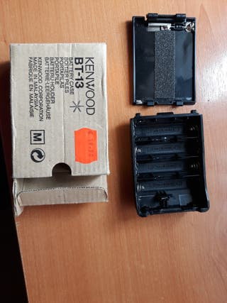 BT 13 PORTAPILAS PARA KENWOOD TH F7
