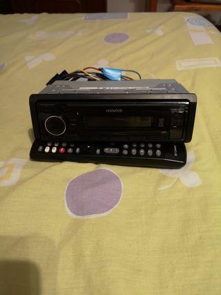 radio para coche kenwood