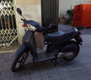 Moto Honda SH 110