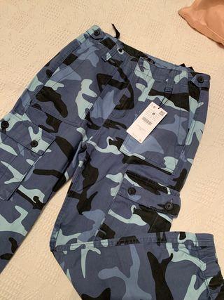 Pantalones Bershka talla S