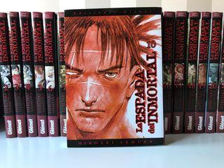 Manga La Espada del Inmortal 1-23