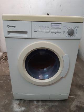 lavadora / secadora balay