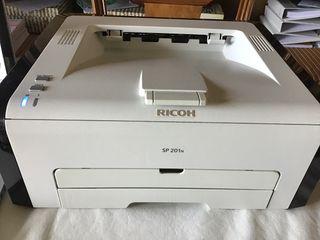 Impresora Ricoh SP 201N