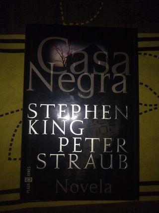 libro casa negra stephen king