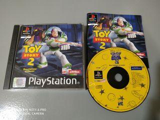 Toy Story 2 Buzz Lightyear al rescate!