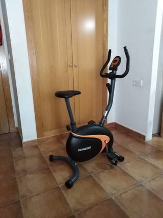 bicicleta estatica magnetica fitness