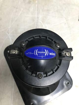 Motor de compresión Beyma SMC 280/ST