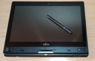 Portátil - Tablet Fujitsu Lifebook T725 con SSD