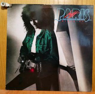 JEFF PARIS - WIRED UP LP