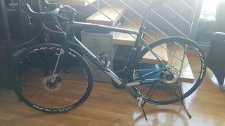 bicicleta willier de carbono