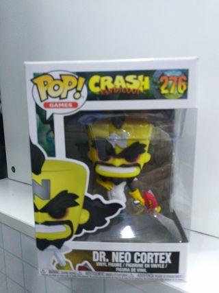 Funko Dr. Neo Cortes. Crash
