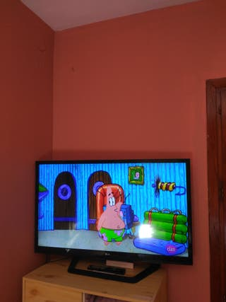 "Televisor LG 42"""