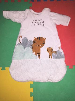 saco de dormir bebe 0/6 meses