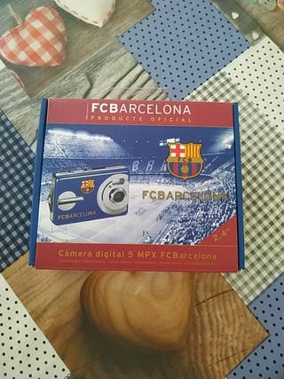 Camara de fotos FCB