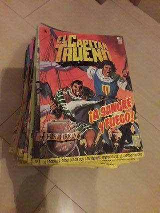 el capitán Trueno edición historica