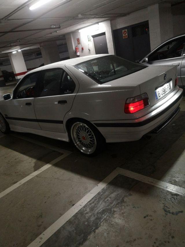 bmw serie 3 e36 serie 3 318i 1995