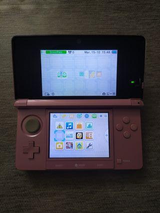 PACK!! Nintendo 3DS en perfecto estado