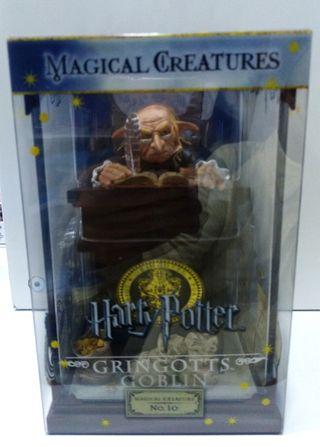 Figura Harry Potter Gringotts Goblin