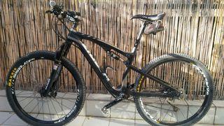 Bicicleta doble Mendiz Premiun 27.5