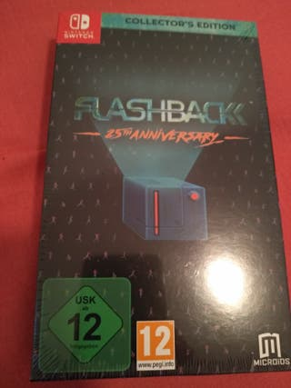 Flashback Switch ed. coleccionista
