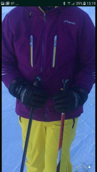 chaqueta de esquí hombre phenix